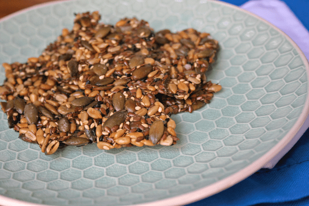 Swedish Seed Crackers