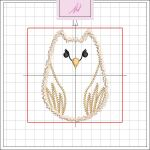 Freebie Friday Owl Applique