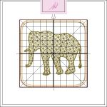 Freebie Friday ITH Elephant Coaster