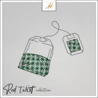 Red Twist collection – Tea bag