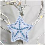 Freebie Friday ITH Star Snowflake 2