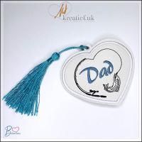 ilove Fishing – Dad Bookmark