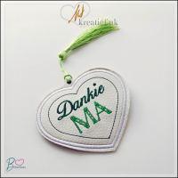 Dankie Ma Bookmark