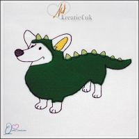 Quirky Creature – Monster Dog