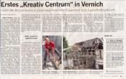 Kölnische Rundschau Artikel vom 2.8.14