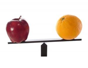 Stop the comparison