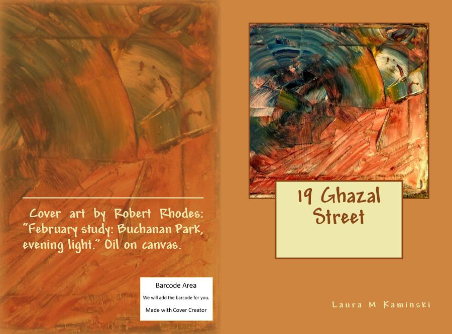 19 Ghazal Street (forthcoming 2016)