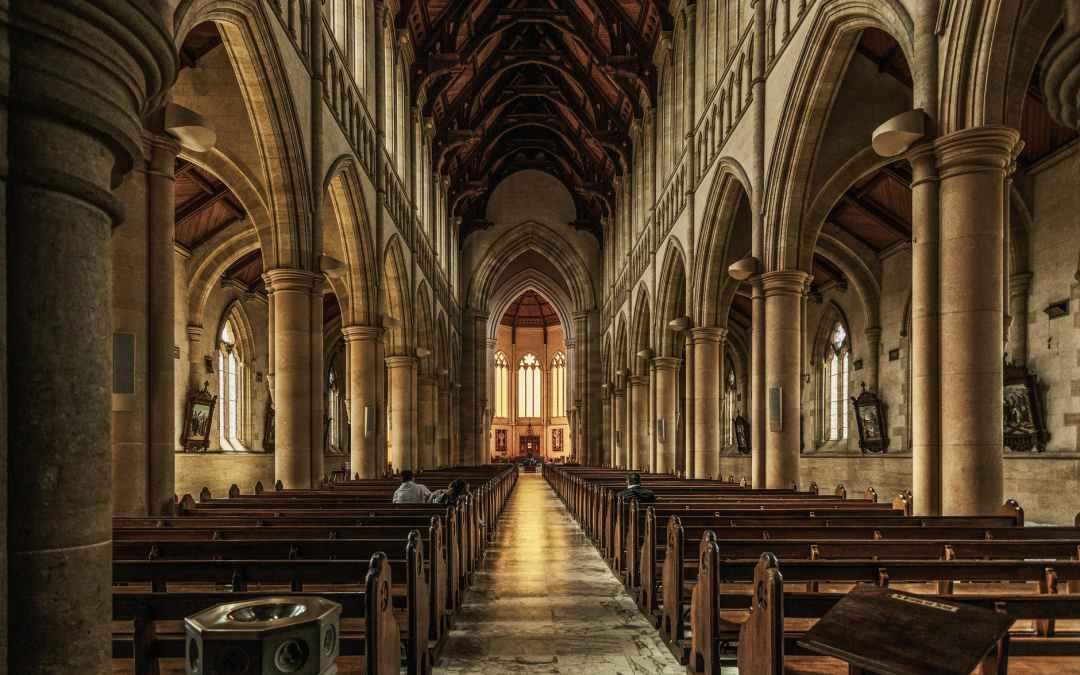 THE CHURCH: A BASTARD OR A LEGITIMATE CHILD? by Nicksha Mwanandimayi
