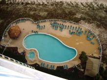 Pool at Hotel Wyndham