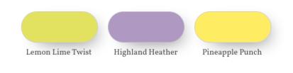 LemonLimeTwist-HighlandHeather-PineapplePunch