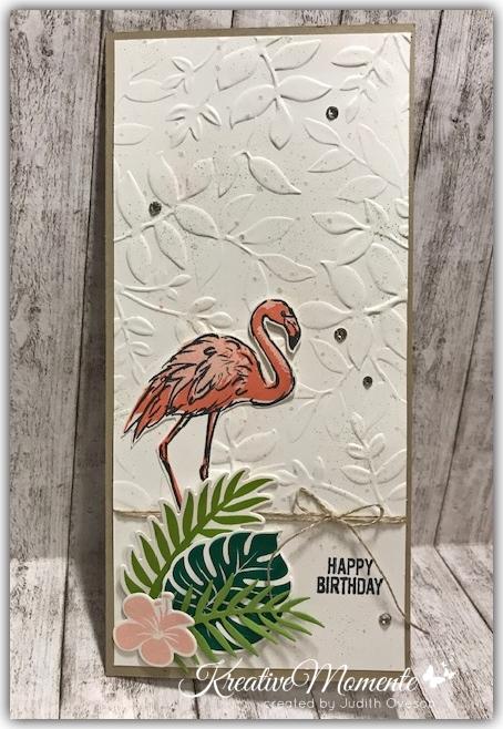 Flamingo-Gutschein