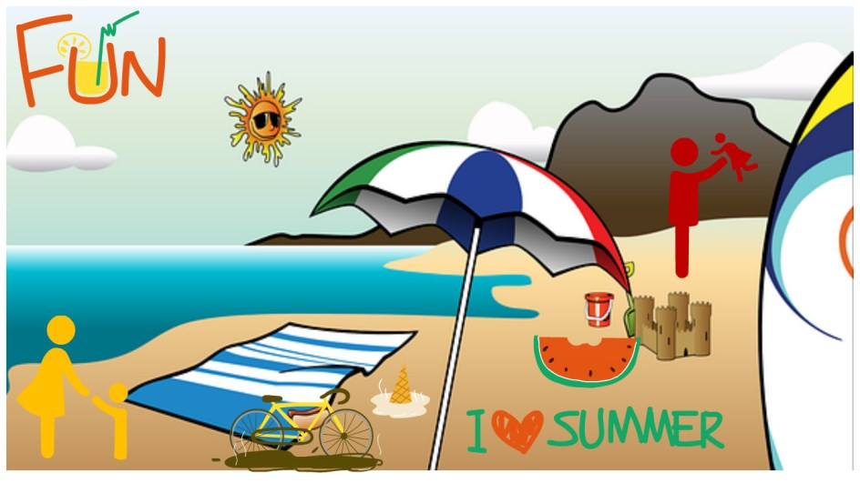 Summer Vacations How Do You Keep Your Kids Busy AtoZchallenge