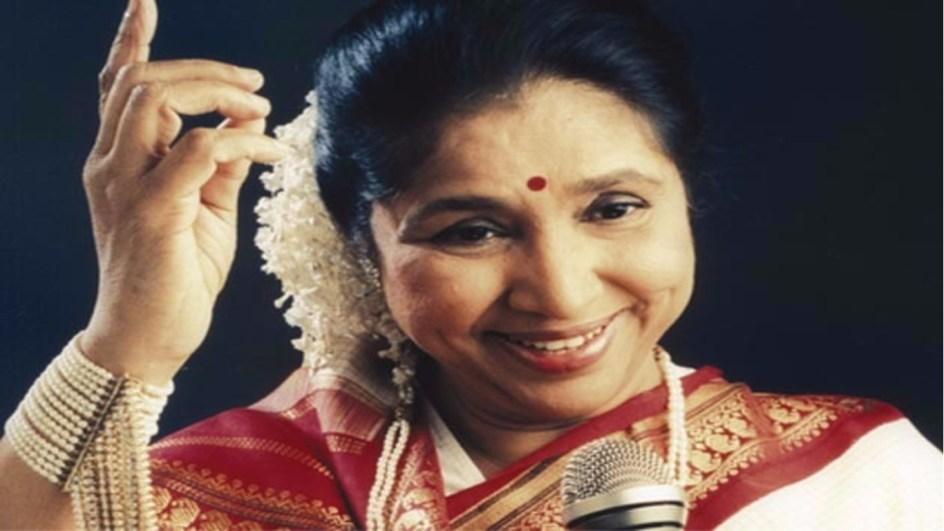 Asha bhosle's birthday celebrations