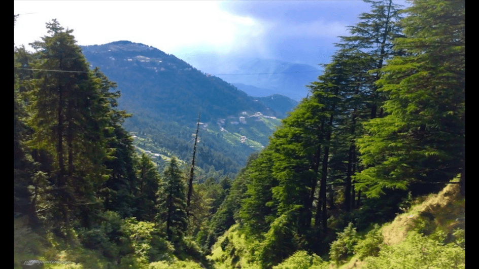 Visit beautiful hill station Dalhousie