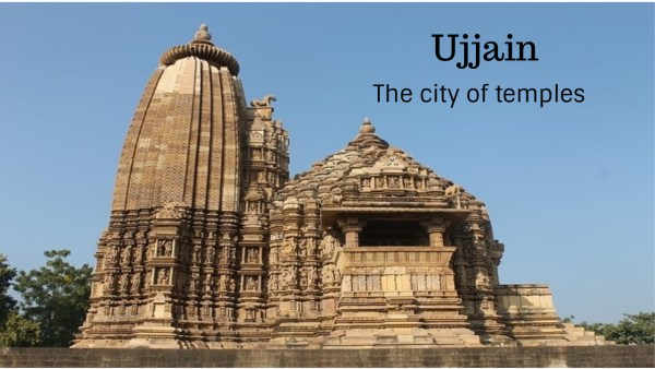 Ujjain a Hindu Pilgrimage city