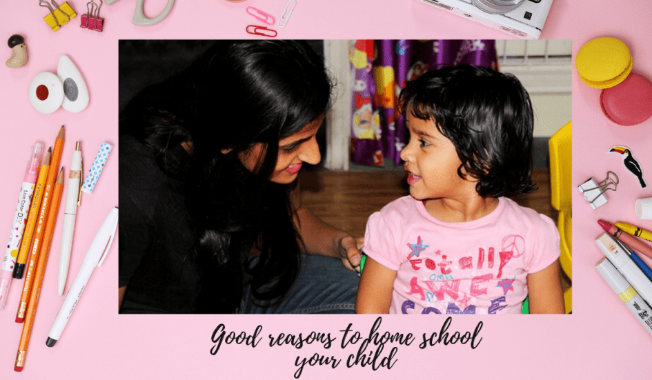 Home school your child