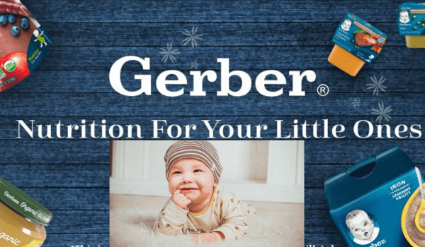 Gerber baby food in India