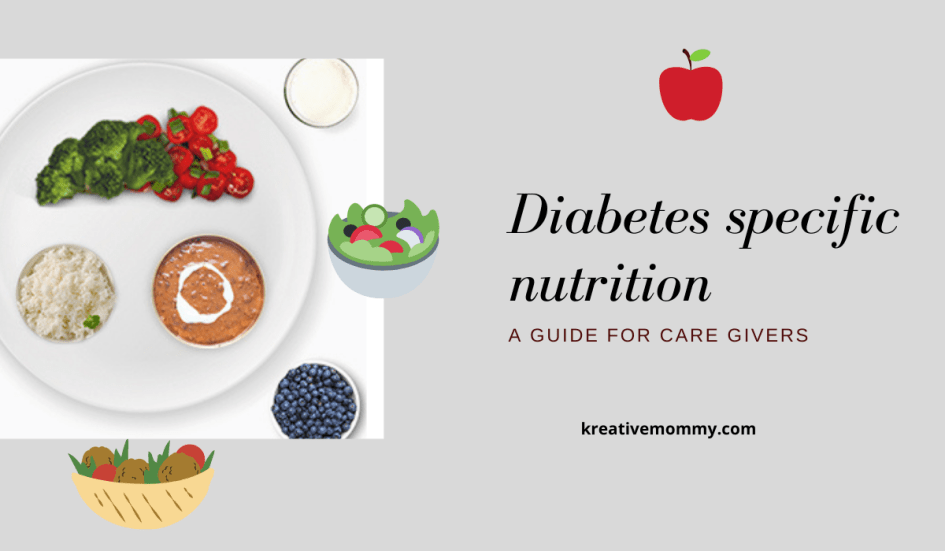Diabetes specific nutrition Indians