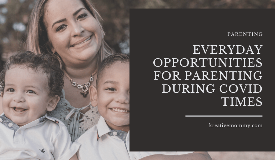 Parenting during covid times