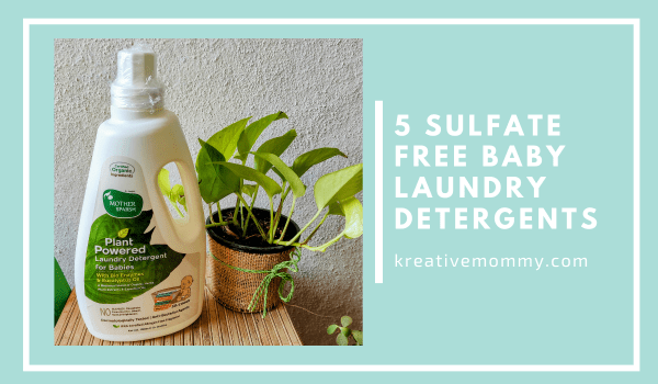 baby laundry detergents in India