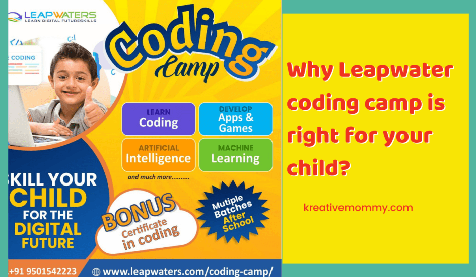 Leapwater coding camp