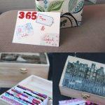 Kleine Moment Kalender Selbermachen 7 Diy Geschenke Zur Geburt Kreativfieber