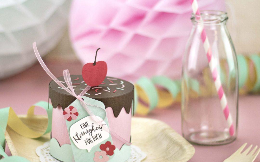 Cake-Box für dich!