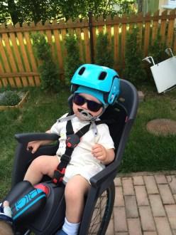 Cyklistiku si minibrabčák oblíbil