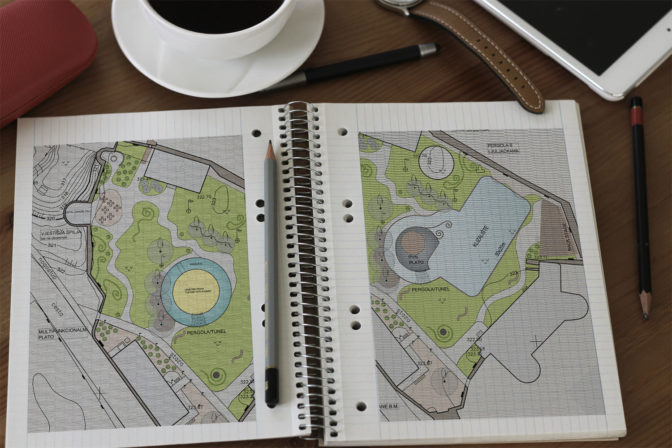 Ivanin park bajki, sketch