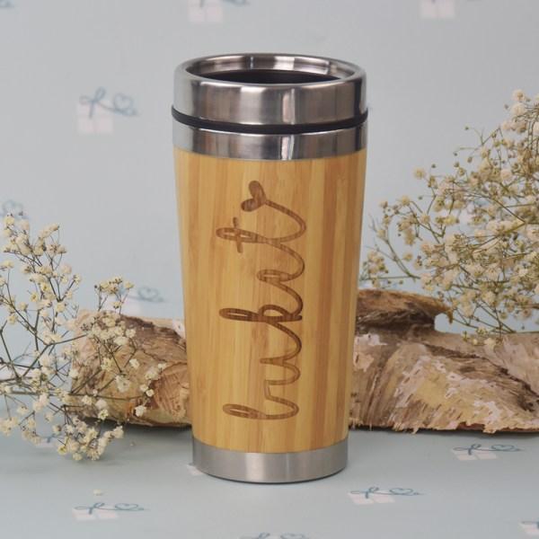 Thermosbecher Kaffee to go-buket