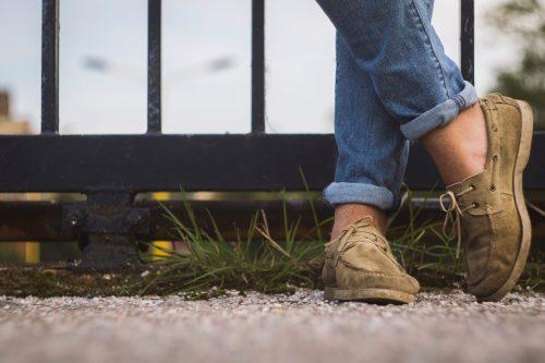 jenis sepatu pria 2