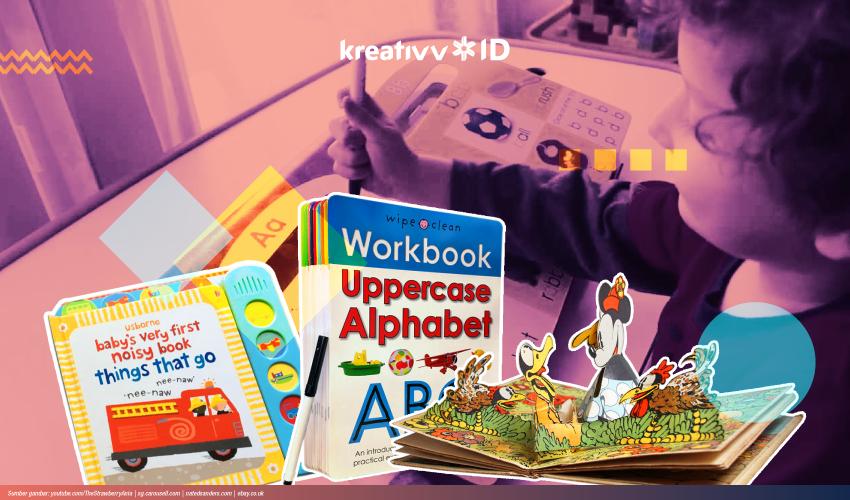 jenis buku anak