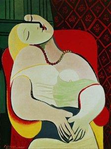 Lukisan Abstrak 7