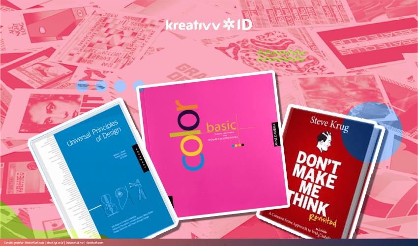 buku untuk belajar desain grafis