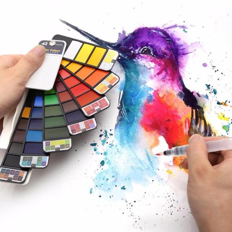 cara melukis 3