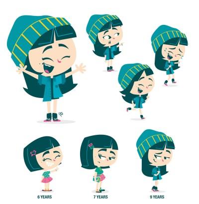 desain karakter 4