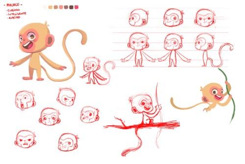 desain karakter 6