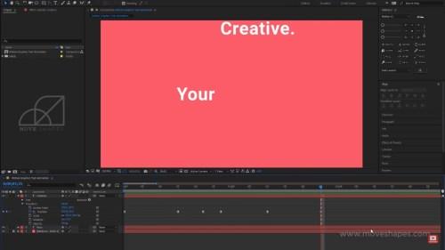 Cara Membuat Motion Graphic 5