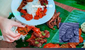 Kenapa Orang Indonesia Gemar Makan Pakai Tangan?