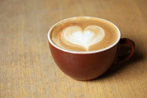 Cara Membuat Latte Art 6