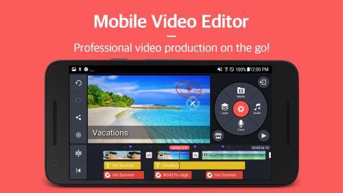 Aplikasi Edit Video Android 1