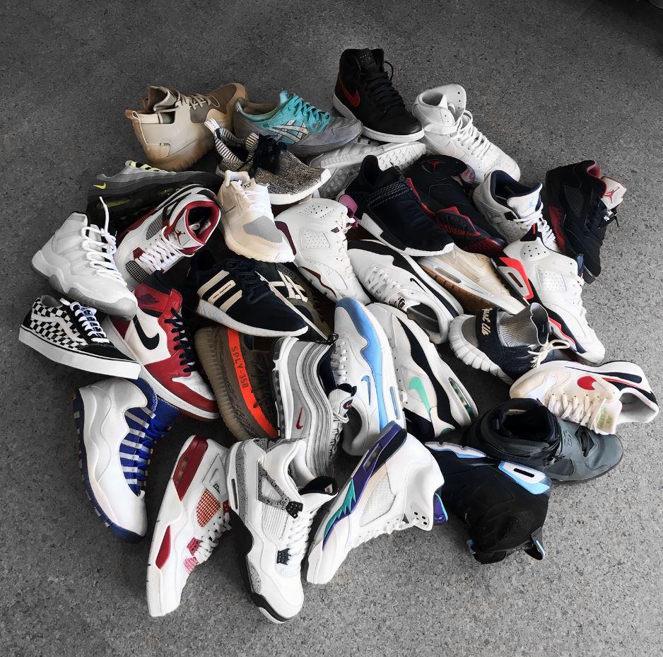 Jenis-Jenis Sepatu Sneakers yang Wajib Sneakerhead Punya