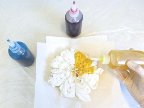 cara membuat tie dye 4