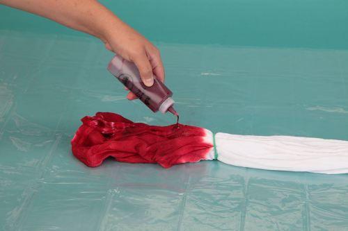 cara membuat tie dye 7