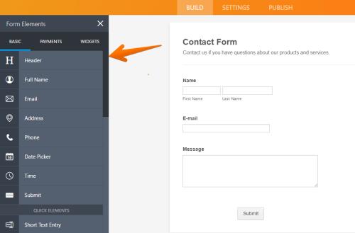 Cara membuat form online 2
