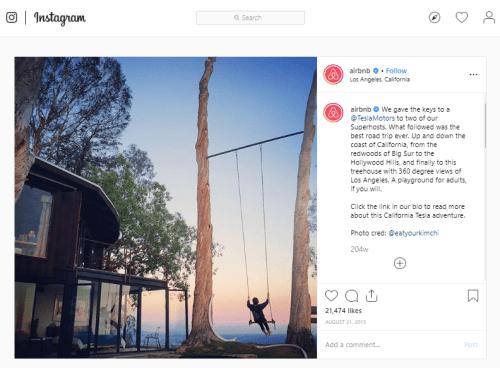 cara menggunakan instagram 1