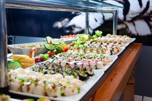 Rahasia Restoran All You Can Eat 1