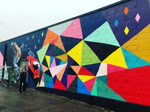 cara melukis dinding 2