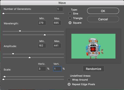 Cara Membuat Efek Glitch di Adobe Photoshop 3