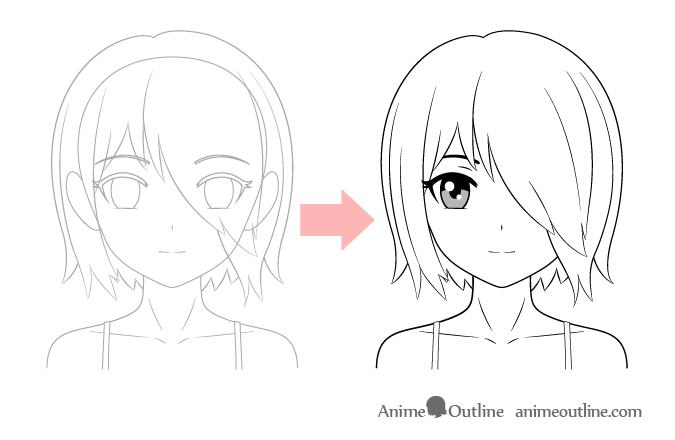 Yuk Simak Cara Menggambar Anime untuk Pemula!